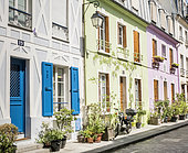 Rue Crémieux, Paris XIIème, Ile de France, France