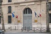 Ministry of Ecological and Solidarity Transition, Paris, France