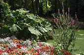 Parc Floral de la Court d'Aron, Vendee, France