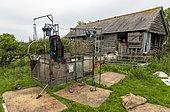 sheaing tools, England