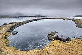 Landscape of Vesterålen Islands, Nordland, Norway