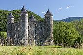 Bon Repos Castle, Jarrie, Isere, Rhone-Alpes, France