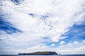 Cratère émergé de Saint-Paul. Terres australes et antarctiques françaises
