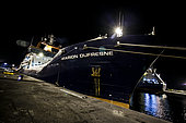 Le Marion Dufresne II est un navire océanographique français. Il est armé par la CMA-CGM, et affrété par les TAAF 4 mois dans l'année pour effectuer le ravitaillement des bases australes de Crozet, Kerguelen et Amsterdam dans l'Océan Indien. Quelques dizaines de touristes ont l'opportunité d'embarquer lors de ces rotations logistiques chaque année. La Réunion
