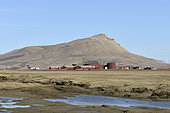 Constable Point Airport, North East Greenland