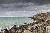 Cliffs of Cap Gris-nez, Opal Coast, Pas de Calais, France