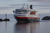 "Coastal ship ""Hurtigruten"", Norway"