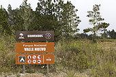Parque Nacional Valle Nuevo, home of the golden swallow, Dominican Republic