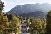 Linderhof Palace, Bavaria, Germany.