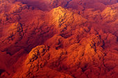 Bacterial biofilm, Rio Tinto, Andalusia, Spain