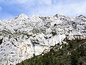 Massif of Sainte Victoire, Provence, France