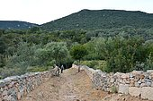 Heritage Trail of Monaccia d'Aullène, Corsica, France