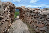 Megalithic Ruins of Aragjhu, Corsica, France