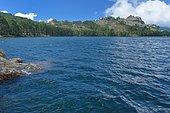 Lake Ospedale, Corsica, France