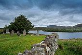 Cemetery, Cam Loch, Scotland