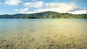 Lagunas de Montebello National Park, Chiapas Mexico. Long exposure day.