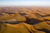 Big Mama Dune in Sossusvlei Area, Namib Naukluft Park, Namibia