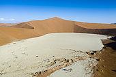 Aerial View of Deadvlei, Namib Naukluft Park, Namibia
