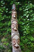 Ambrym drum from Vanuatu