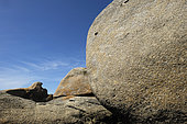 Rocks, Pointe de la Jument, Trégun, Finistère, France