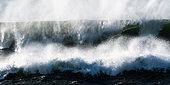 Waves, Quiberon, Brittany, France
