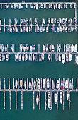 Yatch Marina Riviera Nayarit, La Cruz de Huanacaxtle, Banderas Bay, Riviera Nayarit, Pacific Ocean, Nayarit State, Mexico, Central America, America