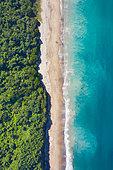 Colline de Majaguas, belvédères du Pacifique, village de Lo de Marcos, Riviera Nayarit, océan Pacifique, État de Nayarit, Mexique