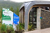 House of the National Park of Reunion Island