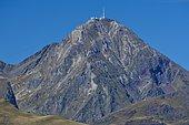 Pic Du Midi De Bigorre : 2872m, Hautes Pyrénées, France