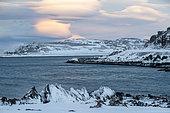 Coastal landscape, Kongsfjord, Varanger, Norway