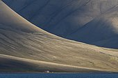 Summer home, holiday home, Isfjorden, Spitsbergen Island, Svalbard Archipelago, Svalbard and Jan Mayen, Norway, Europe