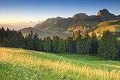 Swiss Pre-Alps & Alps, Chrumfadeflue, 2079 m, Nünenen, 2101m, Bern, Switzerland, Europe