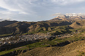 Village of Putre, 3500 m above sea level, Chile