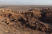 Moon Valley, San Pedro de Atacama, Atacama Desert, Chile