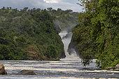 Murchinson Falls, Murchison Falls National Park, Uganda