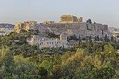 Acropolis of Athens, Athens, Greece, Europe
