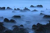 Rocks at Porspoder, Bretagne, France