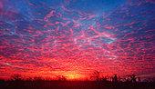 Sunrise, Buckinghamshite, England