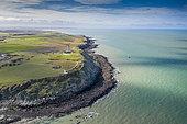 Cap Gris-nez, Opal Coast, Hauts-de-France, France