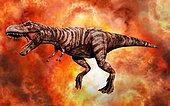 Tyrannosaurus Rex, the King of Killer Dinosaurs.