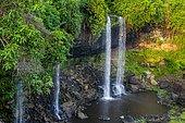 Agbokim waterfall, Ikom, Nigeria, Africa