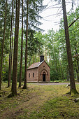 Chapel of Our Lady of the Woods, Eguelshardt, Lorraine, Grand-Est, France