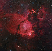 NGC 896 in the Heart Nebula in Cassiopeia.