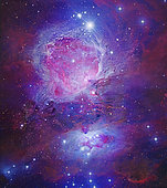 Messier 42, The Great Nebula in Orion.