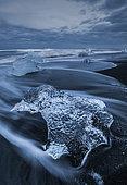 Ocean view, Iceland.
