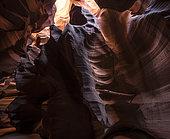 Antelope Canyon, Page, Arizona.