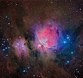 Messier 42, the Orion Nebula.