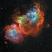 IC 1848, the Soul Nebula.