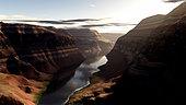 Terragen render of Trail Canyon, Arizona, USA.