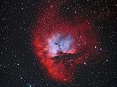 NGC 281, the Pacman Nebula.